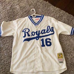Bo Jackson KC Royals Jersey